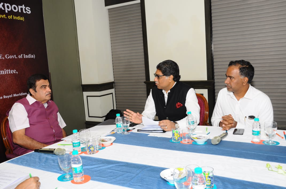 Meeting with Gadkari3